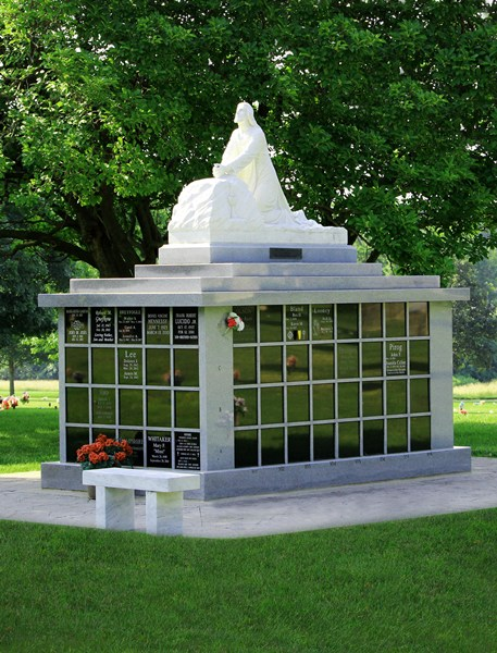 Baxter Burial Vault Service | Burial Vaults | Granite Choices