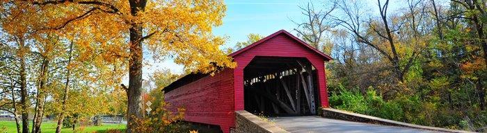 Legacy Image Covered Bridge